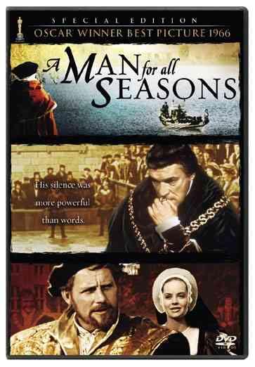 MAN FOR ALL SEASONS BY SCOFIELD,PAUL (DVD)